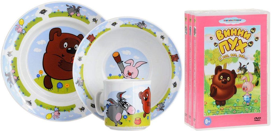 Детский набор для завтрака