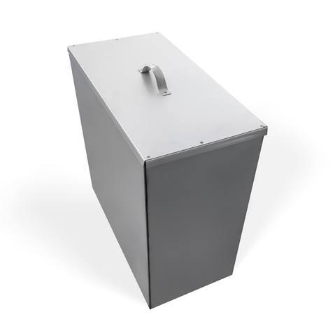 Бак для воды 30 л нержавеющий 1,5 мм