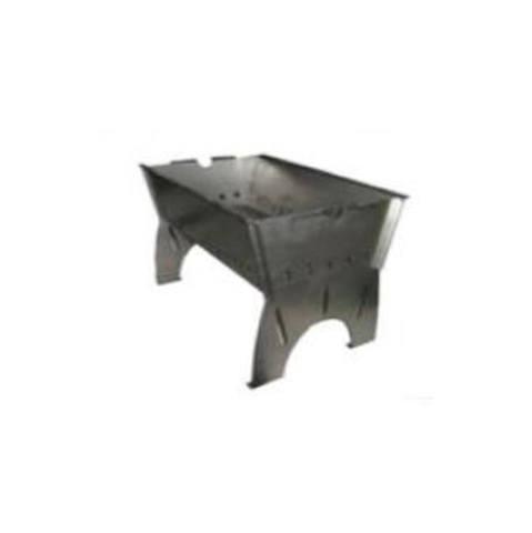 Мангал фигурный углеродистая сталь 3 мм