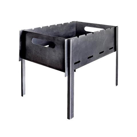 Мангал разборный углеродистая сталь 3 мм